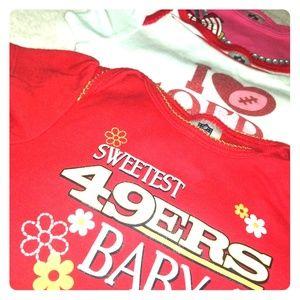 💥3 Baby bodysuits/onesies 💥